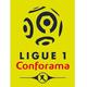 Logo Calendrier officiel Ligue 1 2017-2018