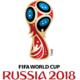 Logo Calendrier de la Coupe du monde 2018 (Officiel)