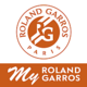 Logo My Roland Garros iOS