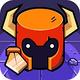 Logo Rust Bucket iOS