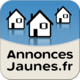 Logo AnnoncesJaunes Immobilier Android