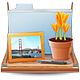 Logo DesktopShelves