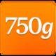 Logo 750g – 77 000 recettes