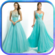 Logo Cute Frozen Prom Dresses
