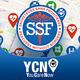 Logo SSF-Sauveteurs sans Frontières iOS