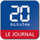Logo 20 Minutes le journal