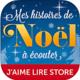 Logo Mes histoires de Noël à lire et à écouter iOS