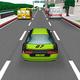 Logo Car Traffic Race