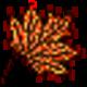Logo Autumn Clock Screensaver
