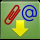 Logo Download piece jointe de email