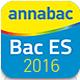 Logo Annabac 2016 Bac ES iOS