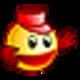Logo 3D Pacman