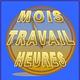 Logo Mois Travail Heures