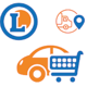 Logo LeclercDrive Android