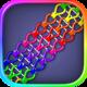 Logo Rainbow Loom Designer iOS