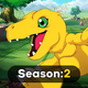 Logo Digimon Soul Chaser Season 2 Android