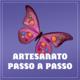Logo Artesanato Passo a Passo Já!