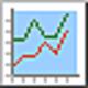 Logo 2D/3D Line Graph Software