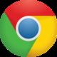 Logo Google Chrome Linux