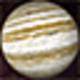 Logo Jupiter Observation 3D Screensaver