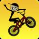 Logo Stickman BMX