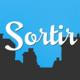 Logo Sortir avec Le Parisien
