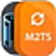 Logo Aiseesoft M2TS Convertisseur pour Mac