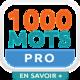 Logo 1000 Mots Pro / Apprendre à lire
