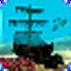 Logo Pirate Ship 3D Screensaver