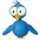 Logo TweetCaster pour Twitter