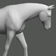 Logo Horse Pose Tool 3D