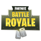 Logo Fortnite Battle Royale iOS