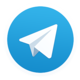Logo Telegram Android