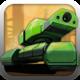 Logo Tank Hero: Laser Wars