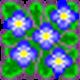 Logo Flowers and Butterflies