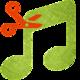 Logo Ringtone Maker musique, mp3