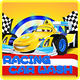 Logo Racing Car Wash