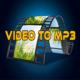 Logo Convert Video to mp3
