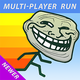Logo Troll Face Multiplayer