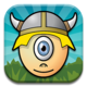 Logo Cyclo The Viking: Diamond Run