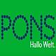 Logo Pons – Traducteur en ligne