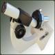 Logo Microscope Réaliste
