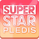 Logo SuperStar PLEDIS Android
