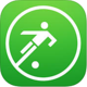 Logo Onefootball iOS