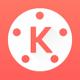Logo KineMaster – éditeur vidéo Android
