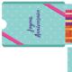 Logo Pochette carte cadeau pour Anniversaire