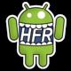 Logo HFR4droid (Donation)