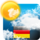 Logo Météo pour l'Allemagne