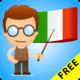 Logo Grammaire italienne Free