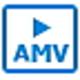 Logo Aiseesoft AMV Convertisseur pour Mac